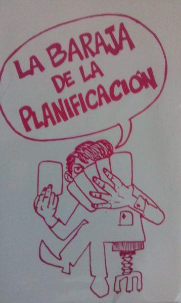 LA BARAJA DE LA PLANIFICACIÓN