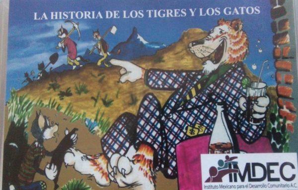 LA HISTORIA DE LOS TIGRES Y LOS GATOS