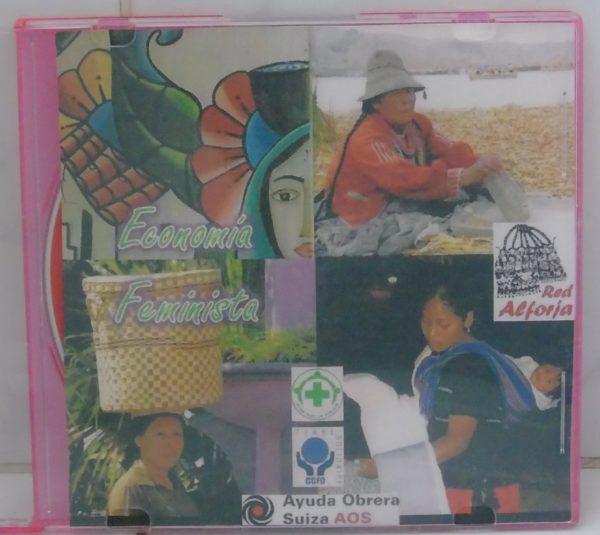 ECONOMÍA FEMINISTA (CD)