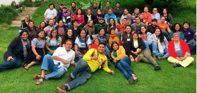 Primer Módulo de la Escuela Mesoamericana 2019