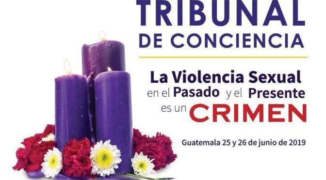 TRIBUNAL DE CONCIENCIA La violencia sexual contra las mujeres  En el pasado y el presente es un CRIMEN