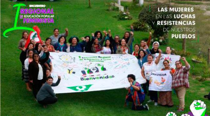 Primer Encuentro de Educación Popular Feminista