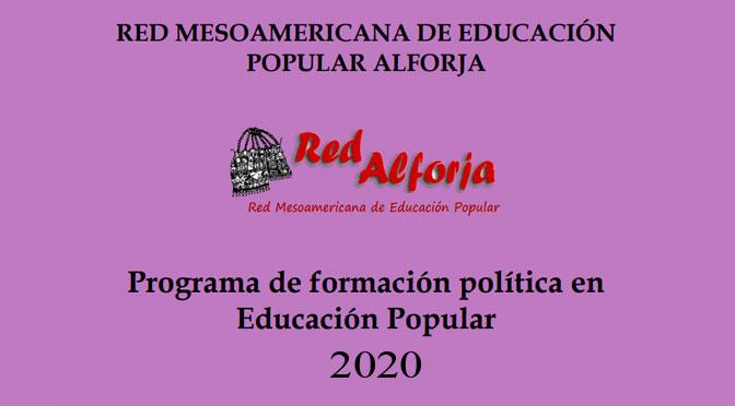 PROPUESTA FORMATIVA 2020
